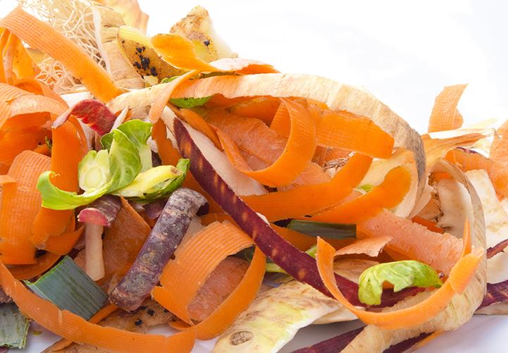 wortelschillen als voer voor meelwormen