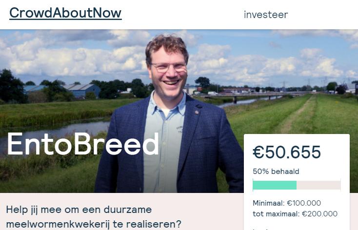 Crowdfunding gestart